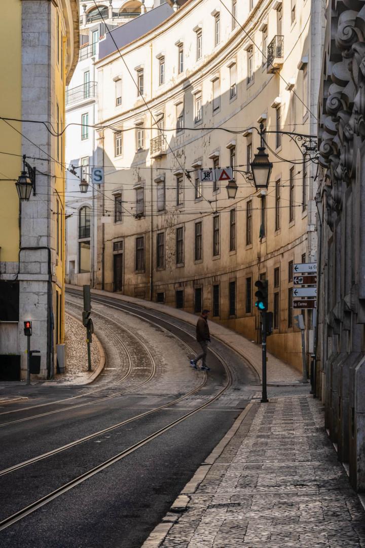 Calçada de São Francisco, Lissabon #1 | Kai-Uwe Klauss Architecture Photography