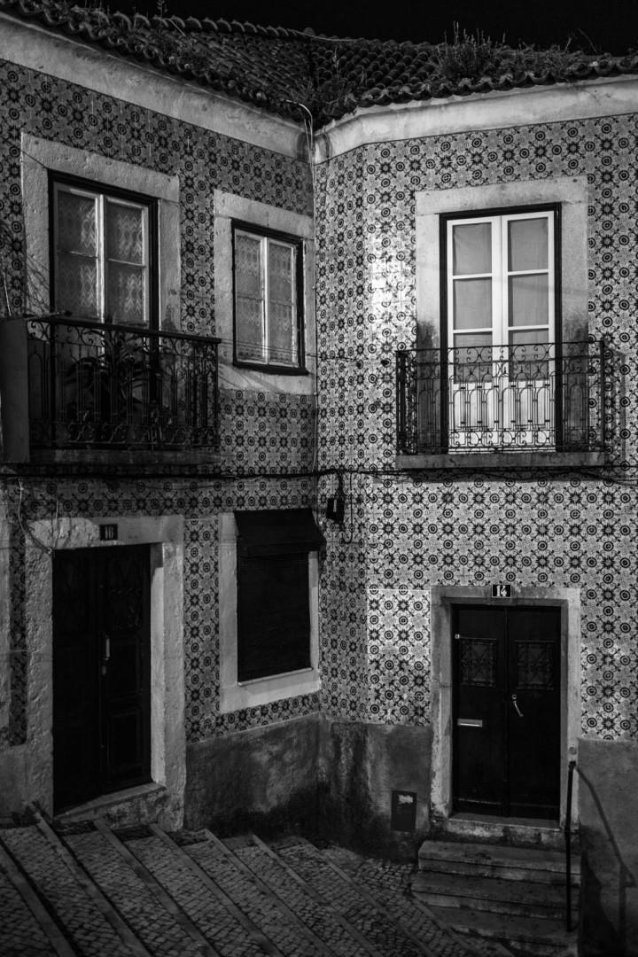 Lissabon, Alfama #1 | Kai-Uwe Klauss Architecture Photography