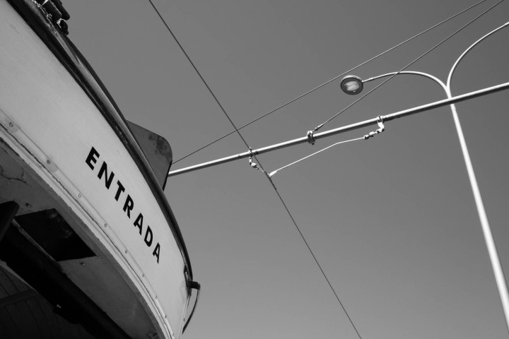 Carris Tram, Lissabon #1 | Kai-Uwe Klauss Architecture Photography