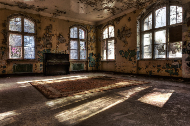Beelitz Heilstätten #11 | Kai-Uwe Klauss Foto