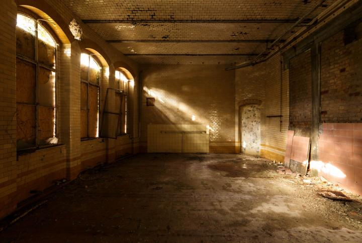 Beelitz Heilstätten #4 | Kai-Uwe Klauss Foto