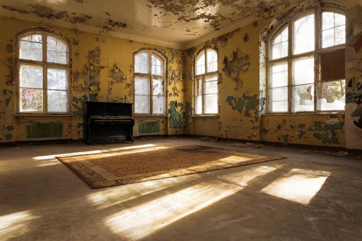 Beelitz Heilstätten #7 | Kai-Uwe Klauss Foto