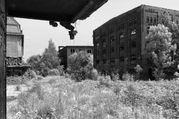 Heeresbäckerei, Olbricht-Kaserne Leipzig #10 | Kai-Uwe Klauss Foto