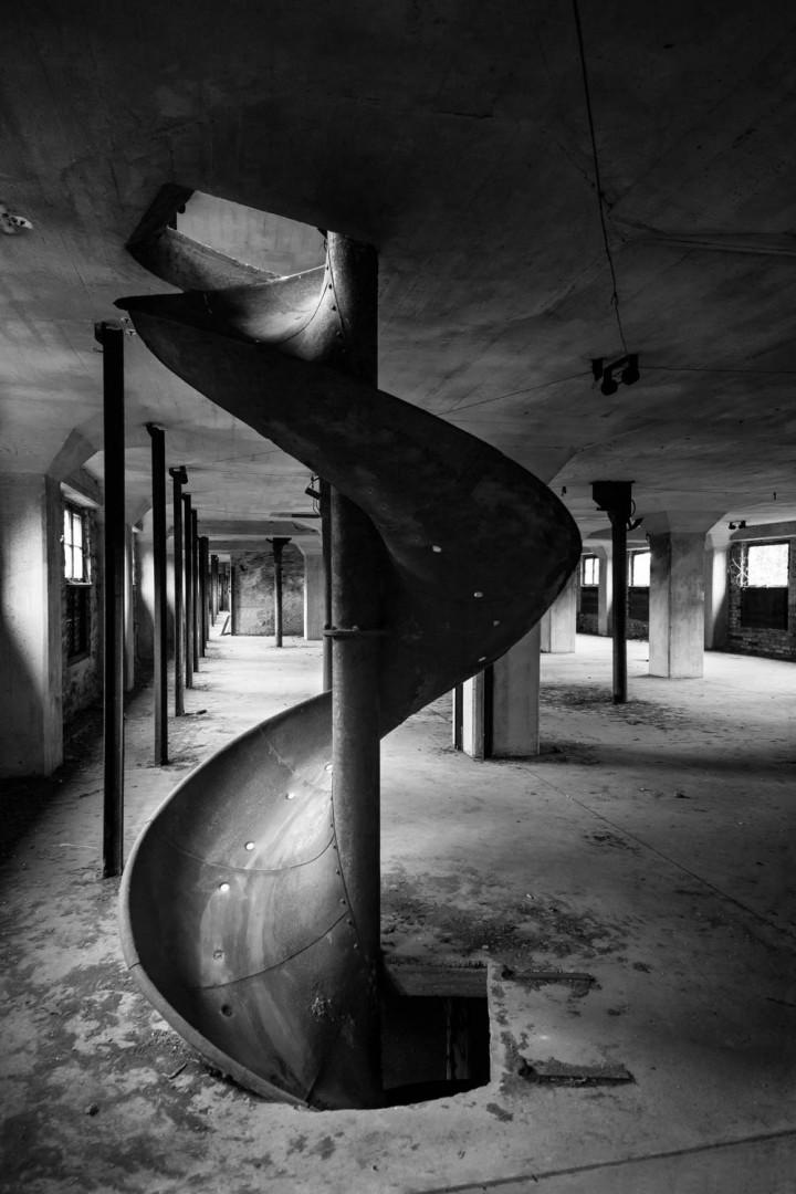 Heeresbäckerei, Olbricht-Kaserne Leipzig #22 | Kai-Uwe Klauss Foto