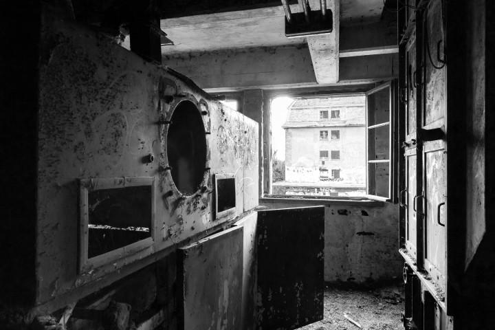 Heeresbäckerei, Olbricht-Kaserne Leipzig #16 | Kai-Uwe Klauss Foto