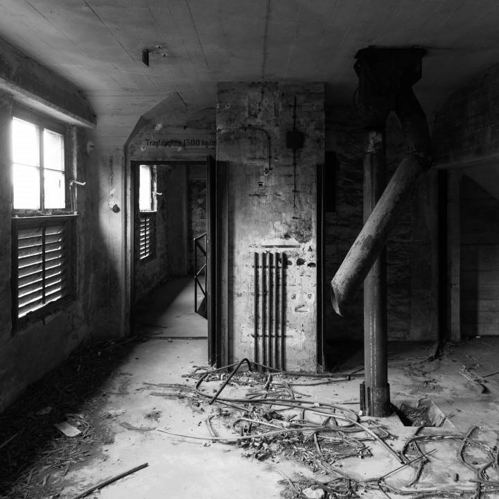 Heeresbäckerei, General-Olbricht-Kaserne Leipzig #1 | Kai-Uwe Klauss Foto