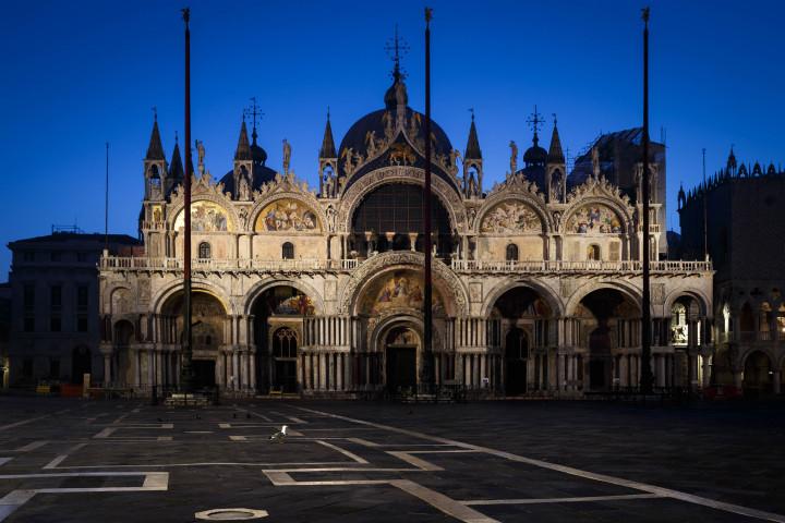 Basilica di San Marco, Venedig #44 | Kai-Uwe Klauss Architekturfotografie