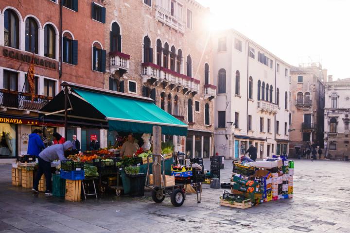 Venedig am Morgen #43 | Kai-Uwe Klauss Architekturfotografie