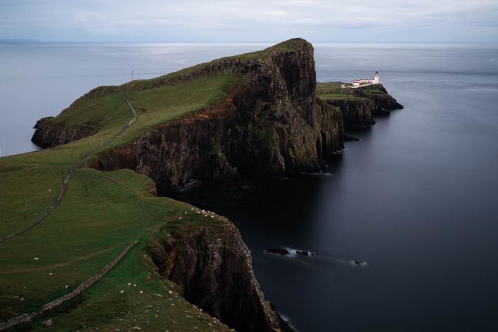 Neist Point Lighthouse, Isle of Skye, Schottland #51 | Kai-Uwe Klauss Landschaftsfotografie