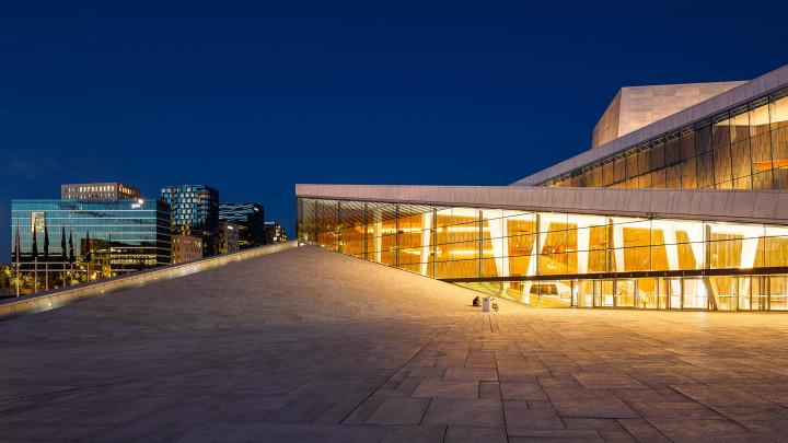 Norwegian National Opera, Oslo #8 | Kai-Uwe Klauss Architecturephotography