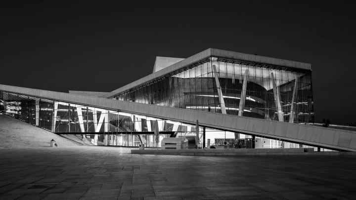 Norwegian National Opera, Oslo #7 | Kai-Uwe Klauss Architecturephotography