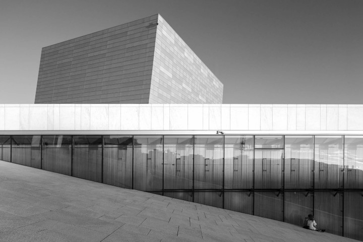 Norwegian National Opera, Oslo #6 | Kai-Uwe Klauss Architecturephotography