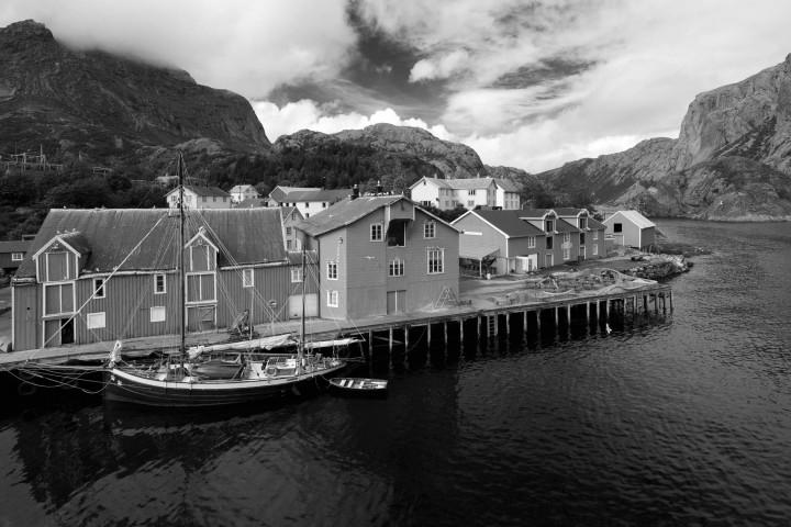Nusfjord, Lofoten, Norwegen #4 | Kai-Uwe Klauss Foto