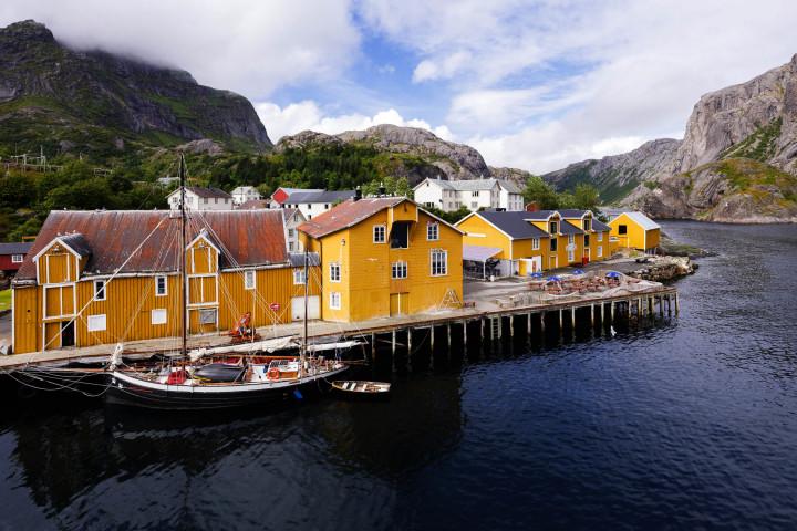 Nusfjord, Lofoten, Norwegen #7 | Kai-Uwe Klauss Foto