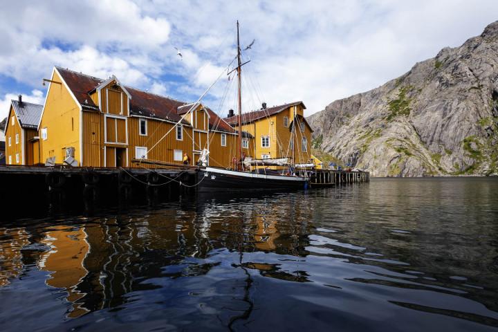 Nusfjord, Lofoten, Norwegen #5 | Kai-Uwe Klauss Foto