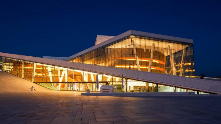 Norwegian National Opera, Oslo #4 | Kai-Uwe Klauss Architecturephotography
