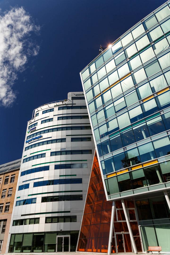 Dagens Næringsliv, Oslo #1 | Kai-Uwe Klauss Architecturephotography