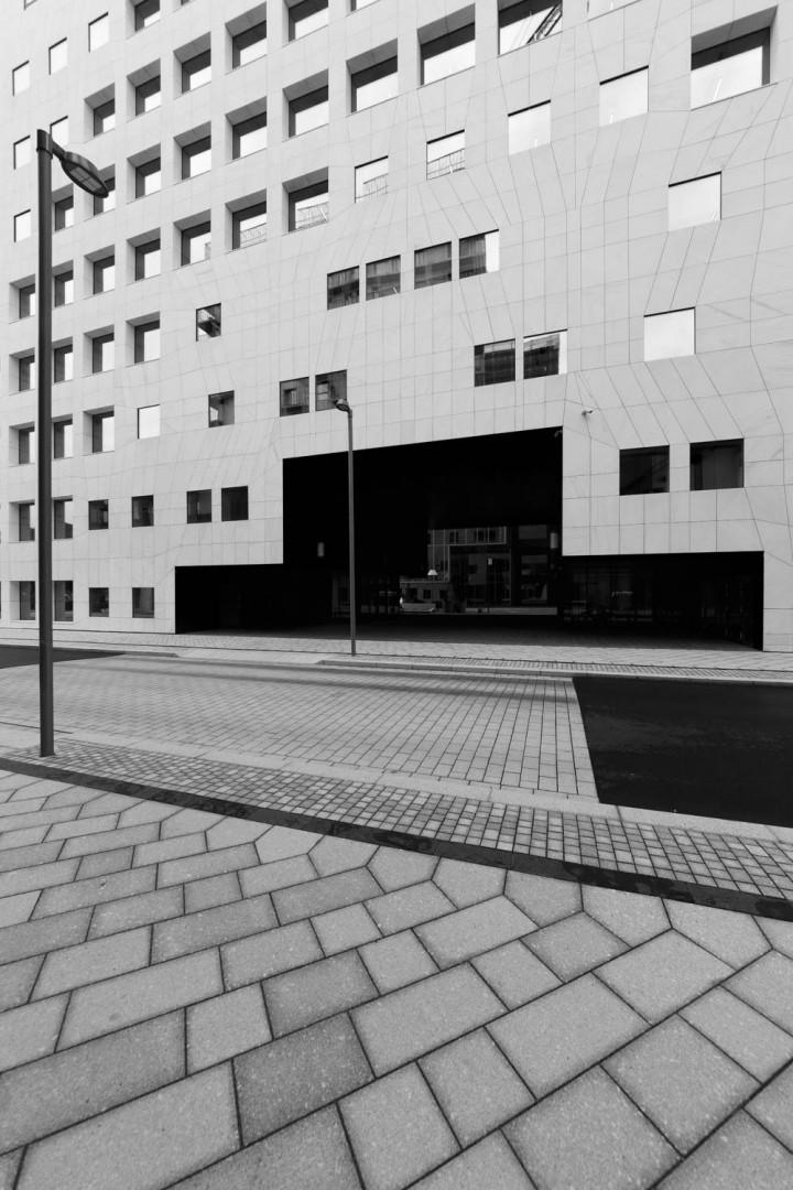 Barcode, Oslo Bjørvika #5 | Kai-Uwe Klauss Architecturephotography