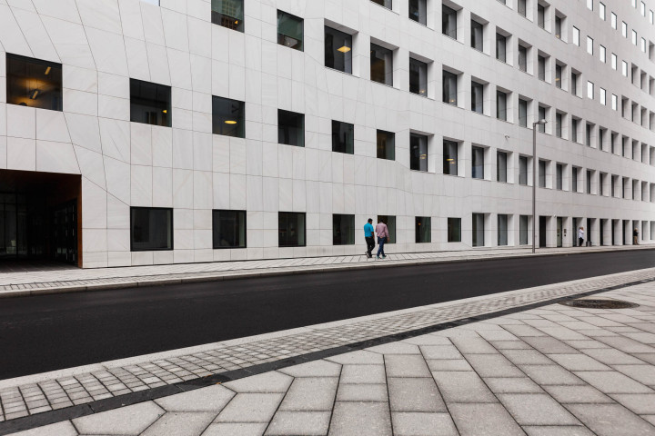 Barcode, Oslo Bjørvika #4 | Kai-Uwe Klauss Architecturephotography