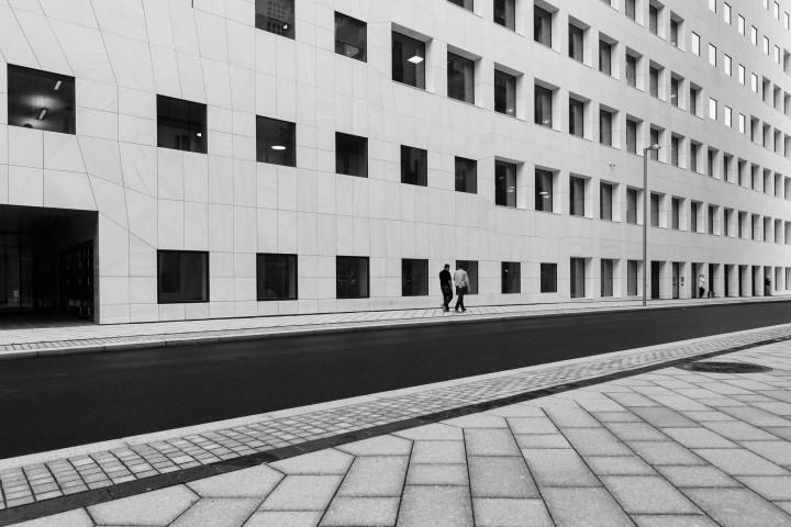 Barcode, Oslo Bjørvika #3 | Kai-Uwe Klauss Architecturephotography