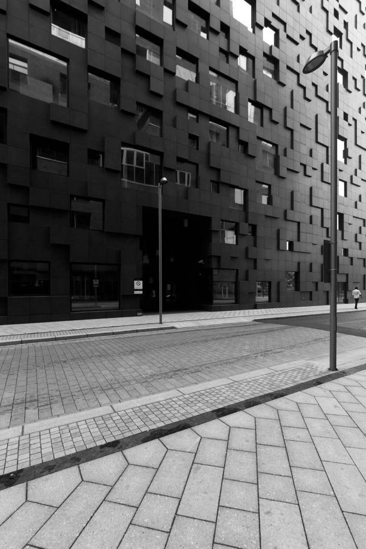 Barcode, Oslo Bjørvika #1 | Kai-Uwe Klauss Architecturephotography