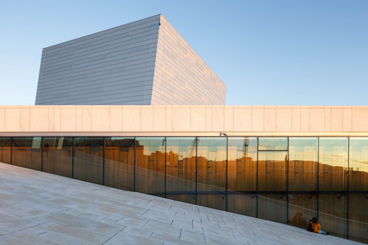 Norwegian National Opera, Oslo #2 | Kai-Uwe Klauss Architecturephotography