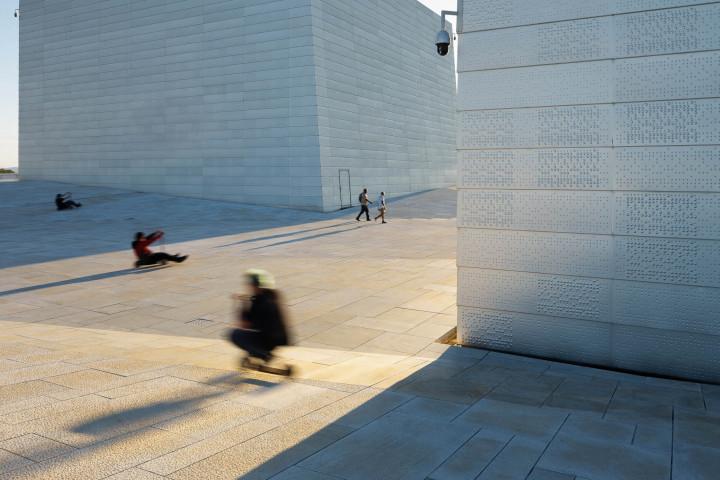 Norwegian National Opera, Oslo #5 | Kai-Uwe Klauss Architecturephotography