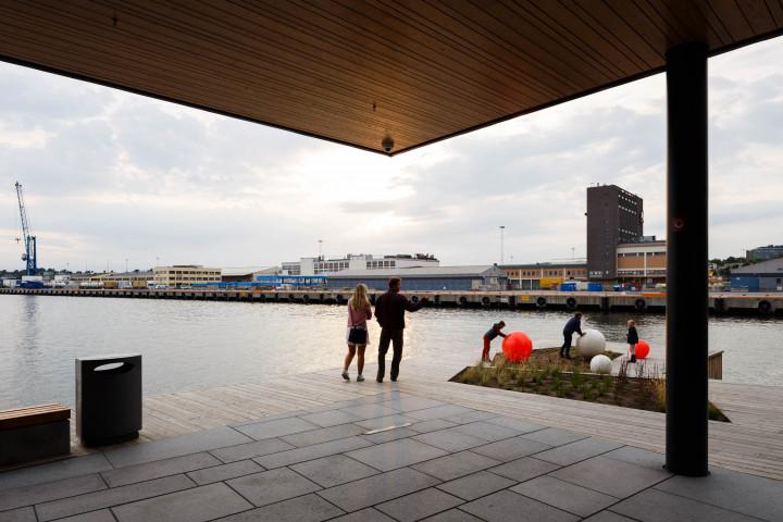 Tjuvholmen, Oslo, Norwegen #2 | Kai-Uwe Klauss Architecturephotography