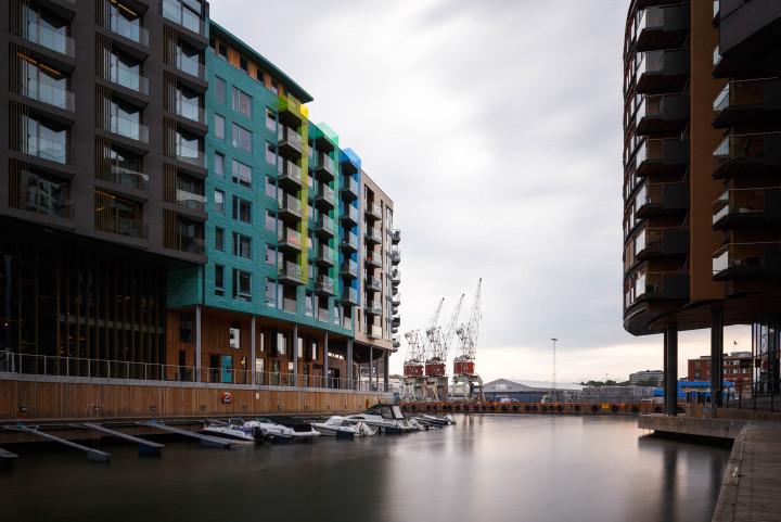 Tjuvholmen, Oslo, Norwegen #1 | Kai-Uwe Klauss Architecturephotography