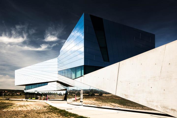 Paläon, Schöningen / Holzerkobler #10 | Kai-Uwe Klauss Architecturephotography