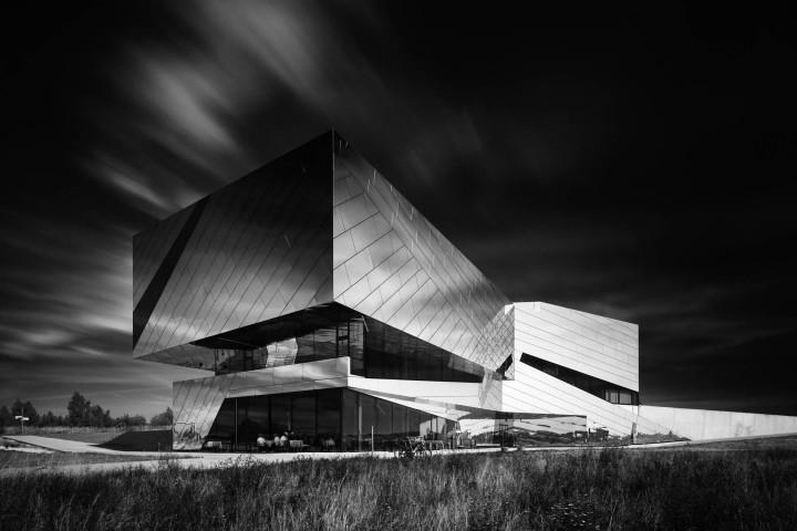 Paläon, Schöningen / Holzerkobler #8 | Kai-Uwe Klauss Architecturephotography