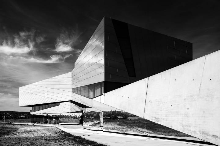 Paläon, Schöningen / Holzerkobler #6 | Kai-Uwe Klauss Architecturephotography