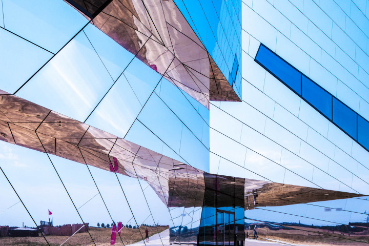 Paläon, Schöningen / Holzerkobler #5 | Kai-Uwe Klauss Architecturephotography
