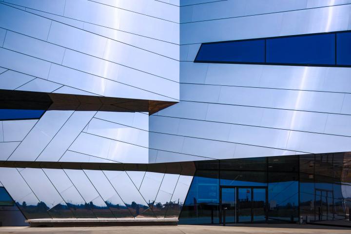 Paläon, Schöningen / Holzerkobler #14 | Kai-Uwe Klauss Architecturephotography