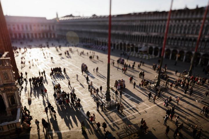 Piazza San Marco, Venedig #37 | Kai-Uwe Klauss Architekturfotografie