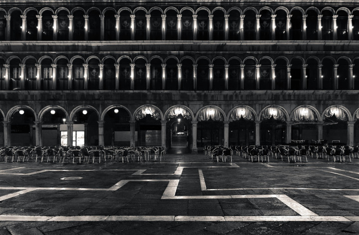Piazza San Marco, Venedig #38 | Kai-Uwe Klauss Architekturfotografie