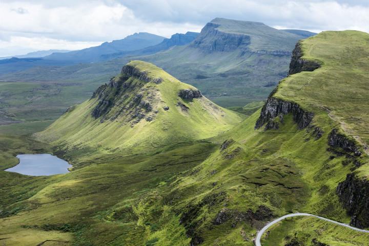 Quiraing, Isle of Skye, Schottland #21 | Kai-Uwe Klauss Landschaftsfotografie