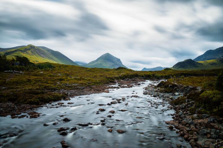 Sligachan, Isle of Skye, Schottland #11 | Kai-Uwe Klauss Landschaftsfotografie