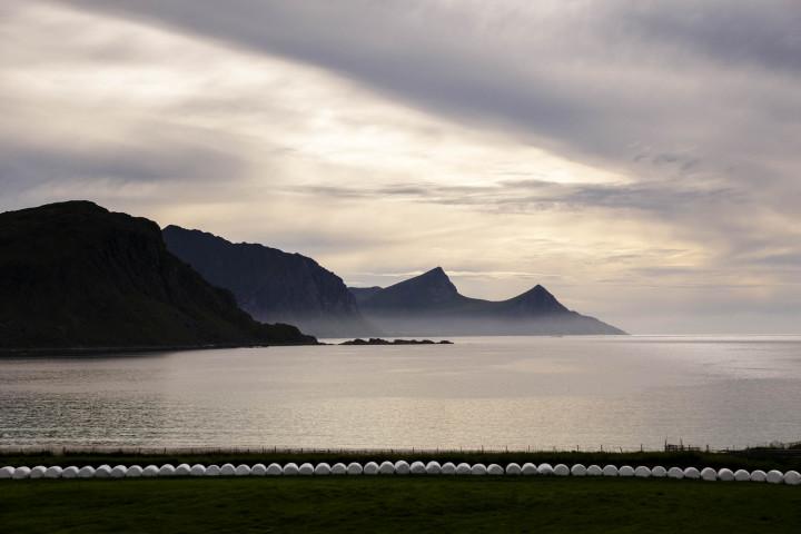 Uttakleiv, Vestvagoy, Norwegen #2 | Kai-Uwe Klauss Foto