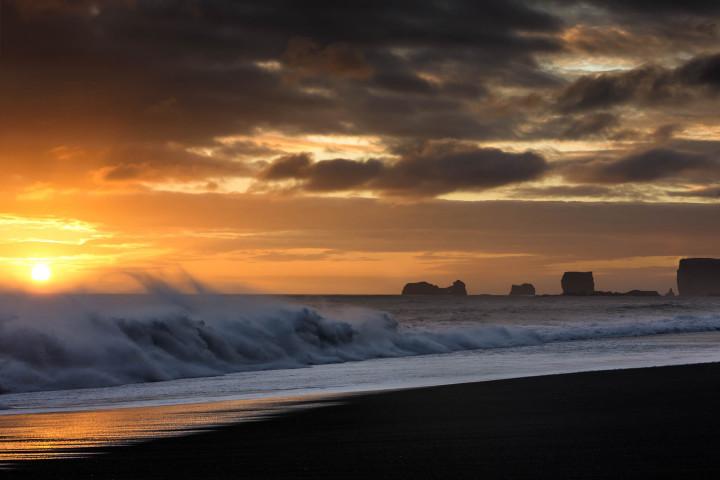 Vík í Mýrdal, Iceland #2 | Kai-Uwe Klauss Landscape Photography