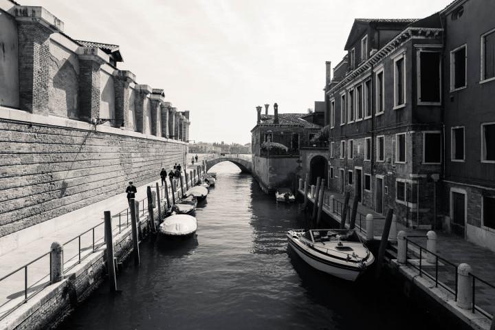 Fassaden von Venedig #22 | Kai-Uwe Klauss Architekturfotografie