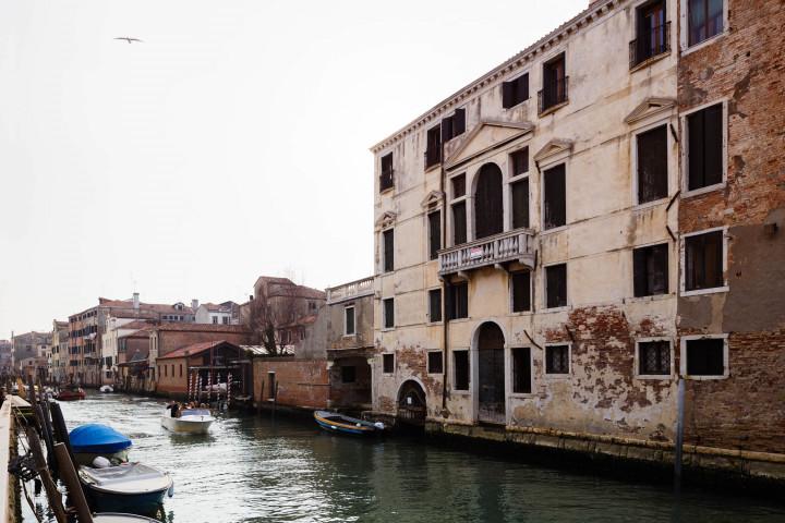 Fassaden von Venedig #21 | Kai-Uwe Klauss Architekturfotografie
