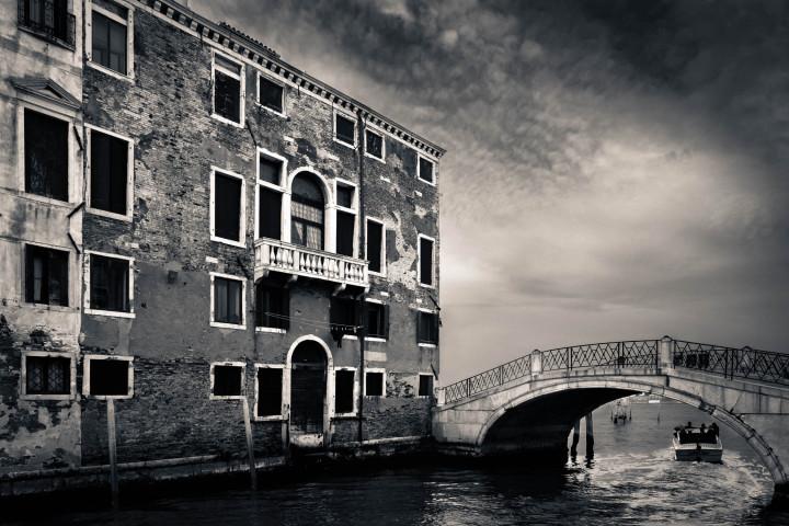 Fassaden von Venedig #20 | Kai-Uwe Klauss Architekturfotografie