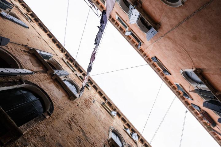 Fassaden von Venedig #19 | Kai-Uwe Klauss Architekturfotografie