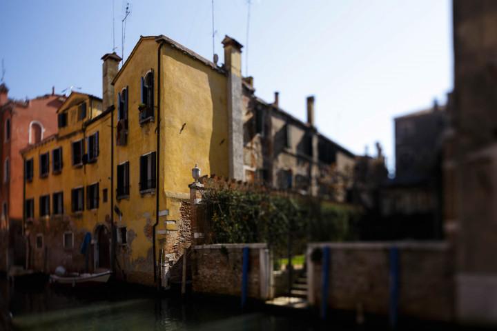 Fassaden von Venedig #31 | Kai-Uwe Klauss Architekturfotografie