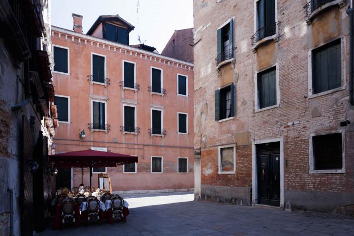 Fassaden von Venedig #29 | Kai-Uwe Klauss Architekturfotografie