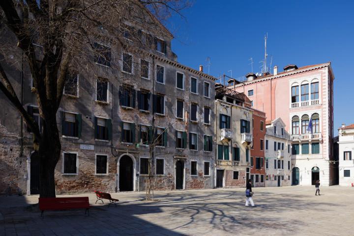 Fassaden von Venedig #28 | Kai-Uwe Klauss Architekturfotografie