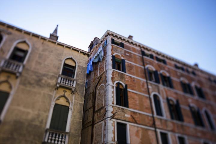 Fassaden von Venedig #27 | Kai-Uwe Klauss Architekturfotografie