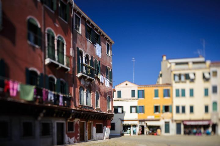 Fassaden von Venedig #26 | Kai-Uwe Klauss Architekturfotografie
