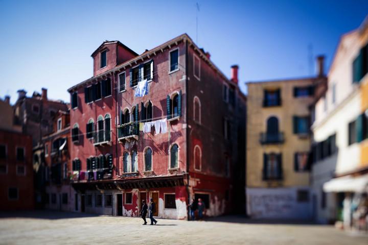Fassaden von Venedig #25 | Kai-Uwe Klauss Architekturfotografie